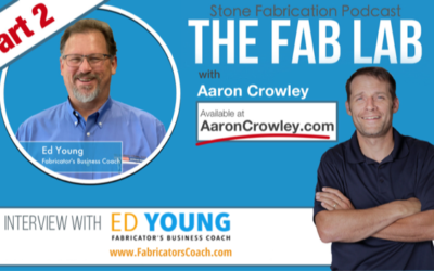 THE FAB LAB PODCAST with Aaron Crowley – The Long-Awaited Part 2